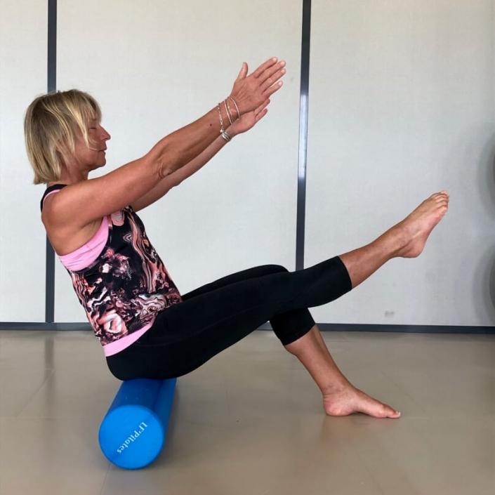Séance Pilates – Les ateliers du bien être